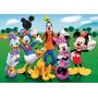 Painel Para Festa Aniversário Mickey M1