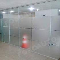 Adesivo Vinil P/ Jateado Box Banheiro Portas Blindex Janelas