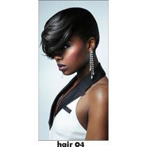 Adesivo De Parede Salão De Beleza Cabeleireira Makeup Hair04