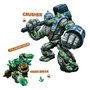 Wall Decal Skylanders Giants Crusher Prism Breaknew