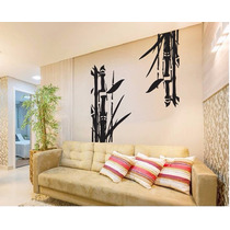 Adesivo Decorativo Bambu Real (83x106)cm