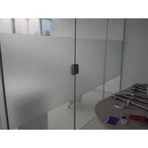 Adesivo Vinil Jateado Transparente Decoração 4,20m X 60cm
