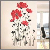 Adesivos Decorativos - Flores Gigantes - Stick Home