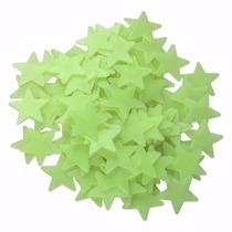 Estrelas Fluorescentes 3d Teto, Parede, Pronta Entrega!!