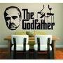 Adesivo De Parede O Poderoso Chefão Filme The Godfather
