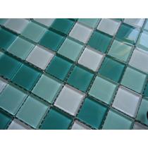 Pastilha De Vidro Mix - Cristal_revestimentos_mosaicos