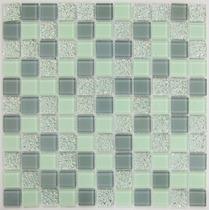 Revestimento Pastilhas Vidro Colortil Mix 30 X30 Cm Placas