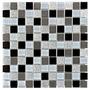 Pastilhas De Vidro Mix Colortil Miscelânea Placas 30 X30 Cm