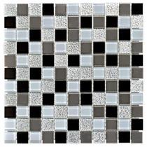 Pastilhas D Vidro Mix Colortil Miscelânea 11 Placas 30x30 Cm