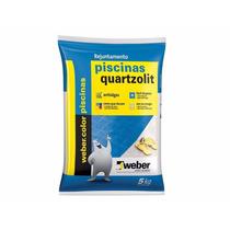Rejuntamento Piscinas Quartzolit 5kg - Azul Celeste