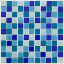 Revestimento Pastilhas D Vidro Mix Colortil Placas 30 X30 Cm