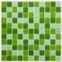 Revestimento Pastilhas Vidro Mix Colortil Placas 30 X30 Cm