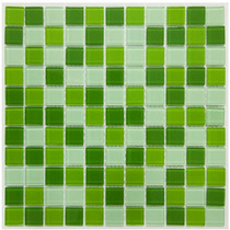 Pastilhas D Vidro Colortil Mix Miscelânea 11 Placas 30x30 Cm