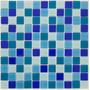 Pastilhas De Vidro Mix Miscelânea Colortil Placas 30 X30 Cm