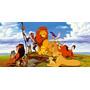 Painel Decorativo Festa O Rei Leão [2x1m] (mod3)