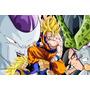 Painel Decorativo Festa Infantil Dragon Ball Goku (mod6)