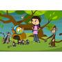 Painel Decorativo Festa Infantil Peixonauta (mod1)