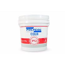 Cola Pu Piso De Madeira - Polycol 6 Kg