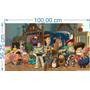 Painel Adesivo Decorativo Infantil Toy Story (1 X 0,56m)