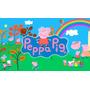 Painel Peppa Pig Festa Aniversário Poster 160x94cm