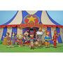 Painel Decorativo Festa Infantil Circo Palhaço (mod4)