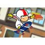 Painel Decorativo Festa Infantil Kick Buttowski (mod2)