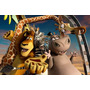 Painel Decorativo Festa Infantil Filme Madagascar (mod6)