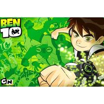 Painel Decorativo Festa Infantil Ben10 Ben 10 (mod2)