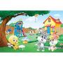 Painel Decorativo Festa Infantil Looney Tunes Baby (mod1)