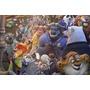 Painel Decorativo Festa Infantil Aniversário Zootopia (mod2)