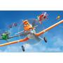 Painel Decorativo Festa Infantil Aviões Disney (mod3)