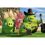 Painel Decorativo Festa Infantil Angry Birds O Filme (mod2)