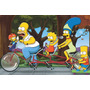 Painel Decorativo Festa Aniversário Os Simpsons (mod3)