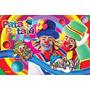 Painel Decorativo Festa Infantil Patati Patata (mod4)