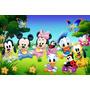 Painel Decorativo Festa Infantil Turma Do Mickey Baby (mod3)