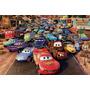 Painel Decorativo Festa Infantil Disney Carros Mcqueen(mod5)