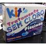 Kit Tratamento Sem Cloro Para Piscinas Infláveis