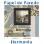 Papel De Parede Bobinex Harmonia Cola Gratis Completo