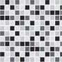 Papel De Parede Para Banheiro E Cozinha Lavável Pastilhas 01