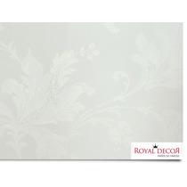 Papel De Parede Vinílico Floral E Toque Tecido 10m X 0,53m