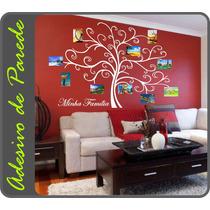 Adesivo Árvore Genealógica Porta Retrato Grande Frete Grátis