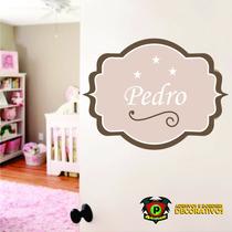 Acessório Adesivo Decorativo Para Porta Infantil