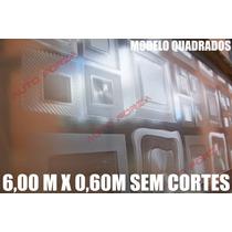 Adesivo Jateado Quadrados Texturizado Vidro Box Janela Porta