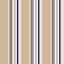 Papel De Parede Listrado Azul Marrom 10mtsadesivo Contact
