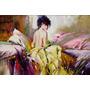 Painel Grande Hd 80x120cm Decoração Pintura Tela Obra D Arte