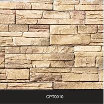 Papel Adesivo Pedra Canjiquinha 3d 3mx0,49cm Papel De Parede