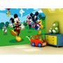 Papel De Parede Auto Colante Pvc - Mickey Mouse Disney - 4m²