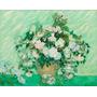 Van Gogh Poster P Quadro 90x114cm Decorar Obra De Arte Roses