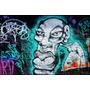 Poster 80cmx120cm Foto Decorar Parede Arte De Muros Grafite