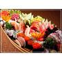 Painel Grande Hd Decorar Restaurante Oriental Sushi Japones